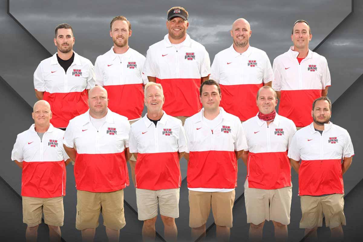 2020 BVW Football Coaching Staff