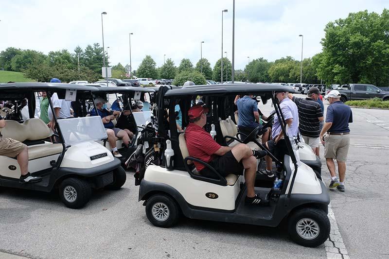 2021 BVWRZ Golf Tournament