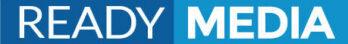 Ready Media Company Logo