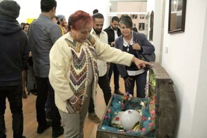 Juana Gallo exposición