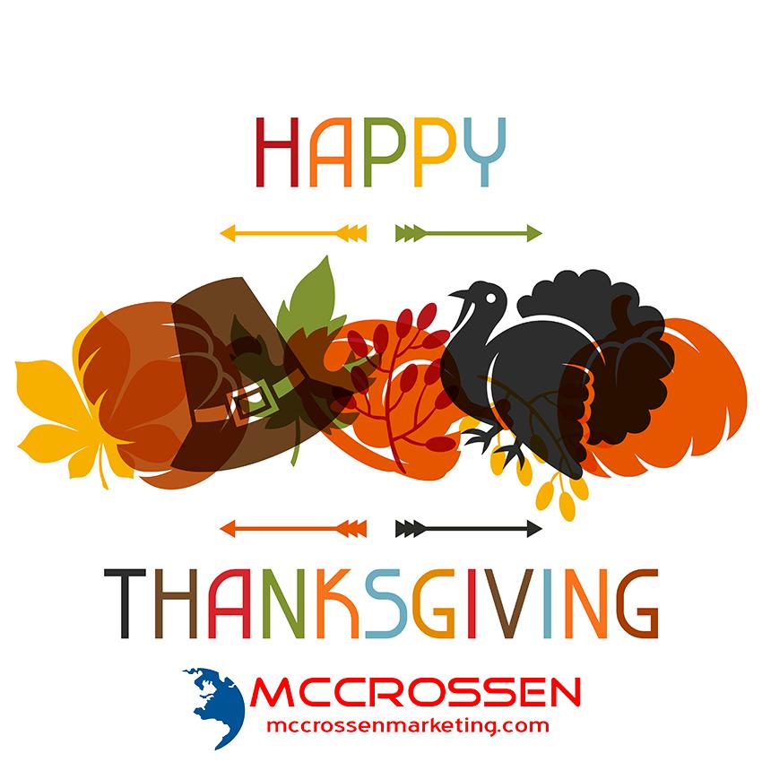 mccrossen marketing thanksgiving 2018 san antonio