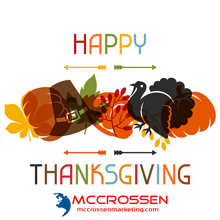 mccrossen marketing thanksgiving 2018 san antonio