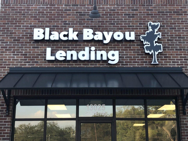Black Bayou Lending