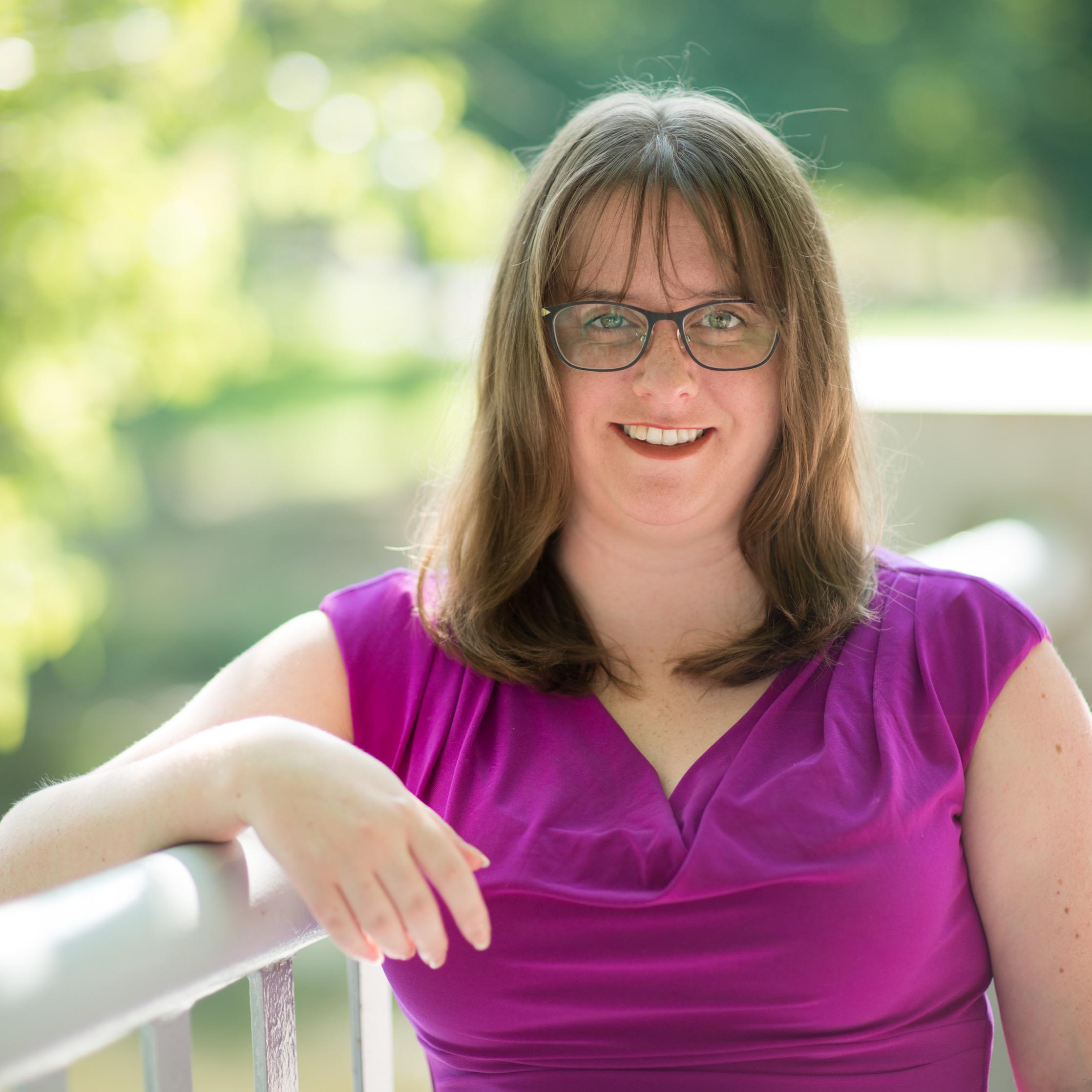 Emma Fridel, JMVR Editorial Board Member