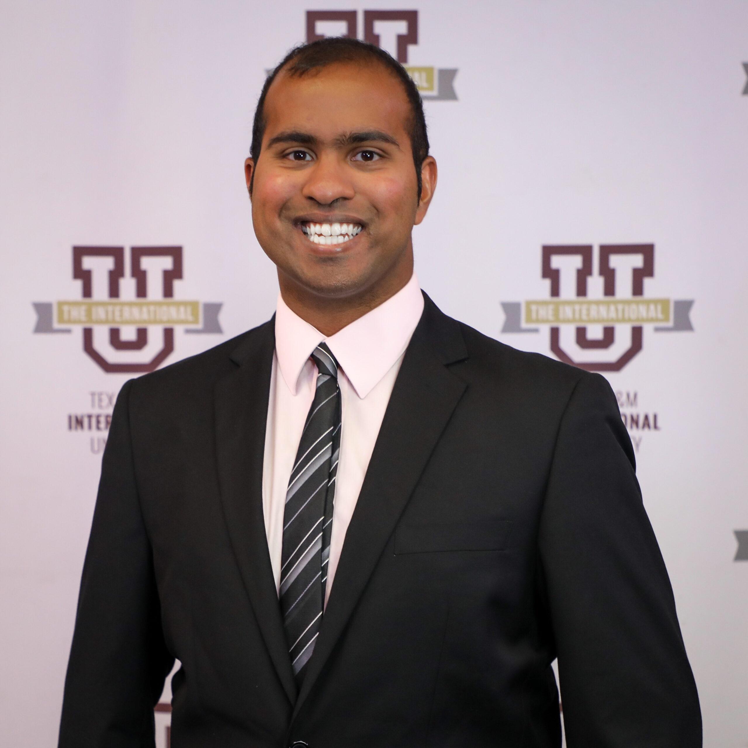 Jared Dmello, JMVR Editorial Board Member