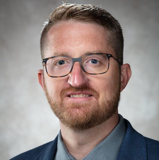 Jeff Gruenewald, JMVR Editorial Board Member