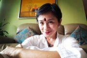 A new life as Nithyananda Yogi