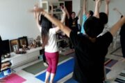 Experiencing Yoga as a passive feminine expression