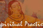 Spiritual practice breaks your patterns