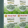 Thirsty Fresh Dehydrated Mint Leaves Wholesale Box Pack Front View