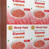 Thirsty Fresh Dehydrated Carrot Flakes Wholesale Box Pack Front View