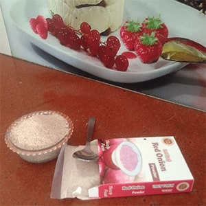 About Dry Vegetable Kitchen Dehydrated Vegetable Red Onion Powder Image