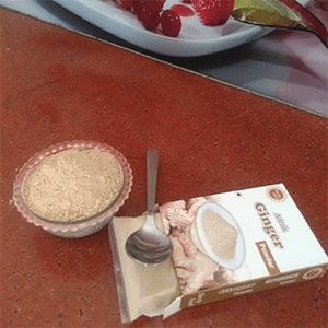 About Dry Vegetable Kitchen Dehydrated Vegetable Ginger Powder Image