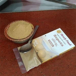About Dry Vegetable Kitchen Dehydrated Vegetable Sapota Powder Image