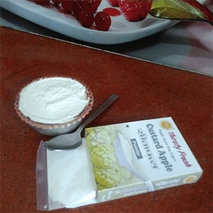 About Dry Vegetable Kitchen Dehydrated Vegetable Custard Apple Powder Image
