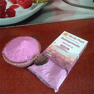 About Dry Vegetable Kitchen Dehydrated Vegetable Pomegranate Powder Image