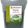 Thirsty Fresh Dehydrated Curry Leaves Powder Zipper Front View