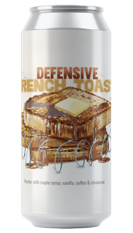 Defensive French Toast