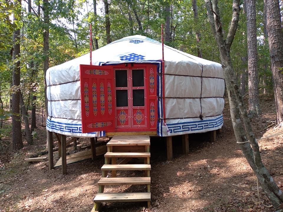 Namaste NA Yurt