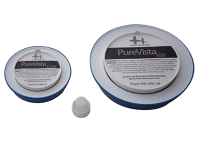 PureLine's PureVista is EPA Approved to Eliminate Odors