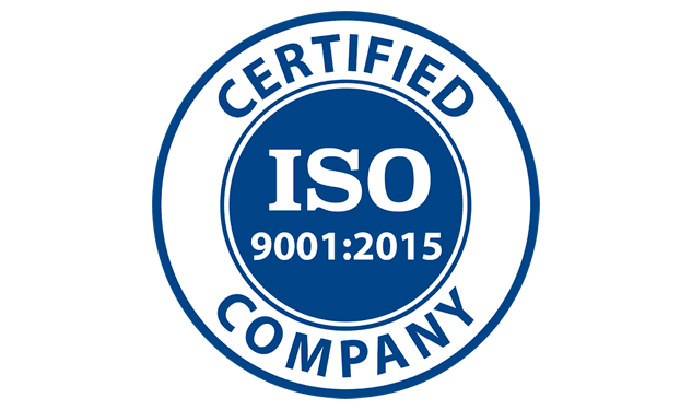 PureLine's Quality Management System is Certified ISO 9001:2015