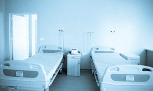 Hospital Infection Control with Chlorine Dioxide