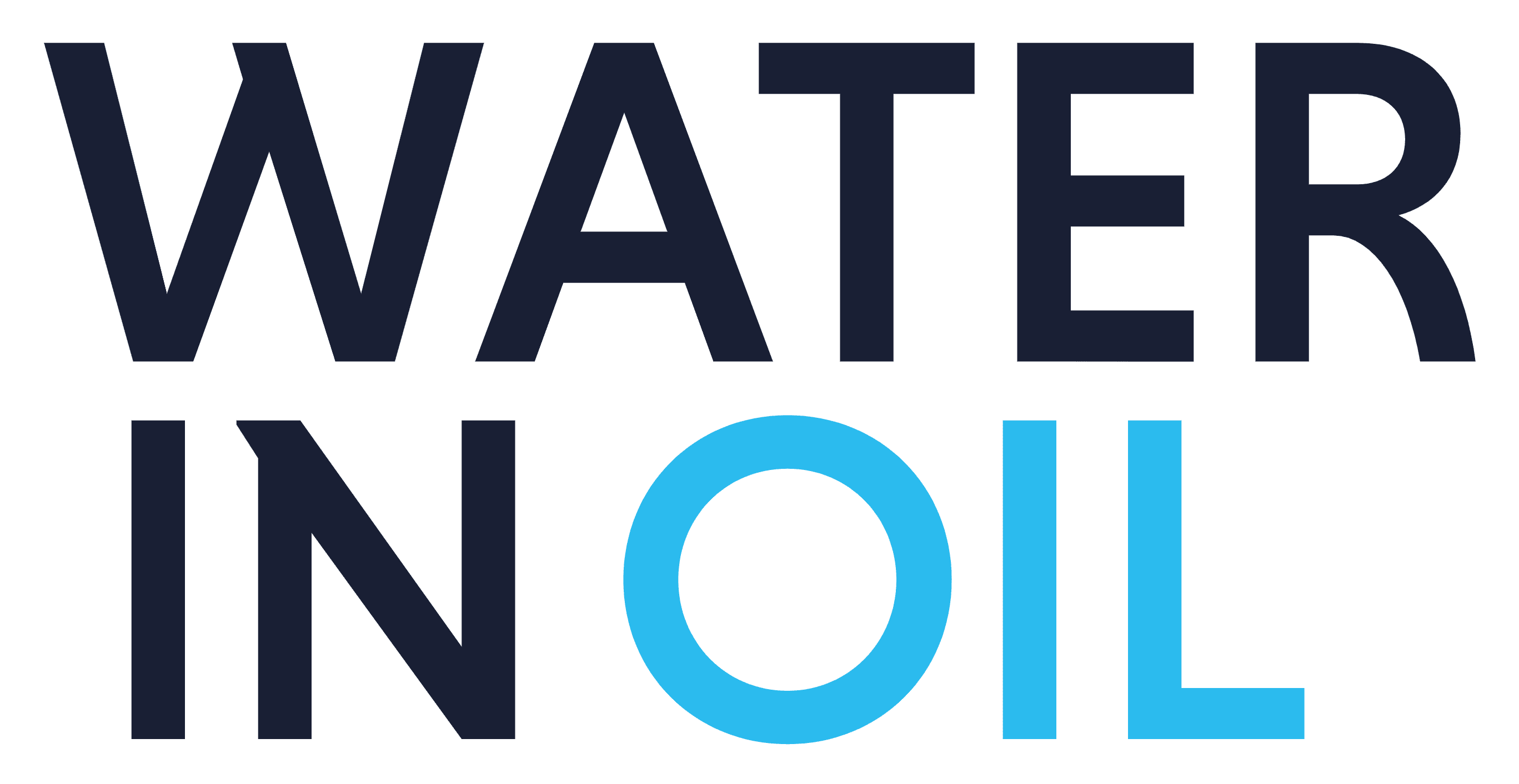 Water in Oil - treating produced water