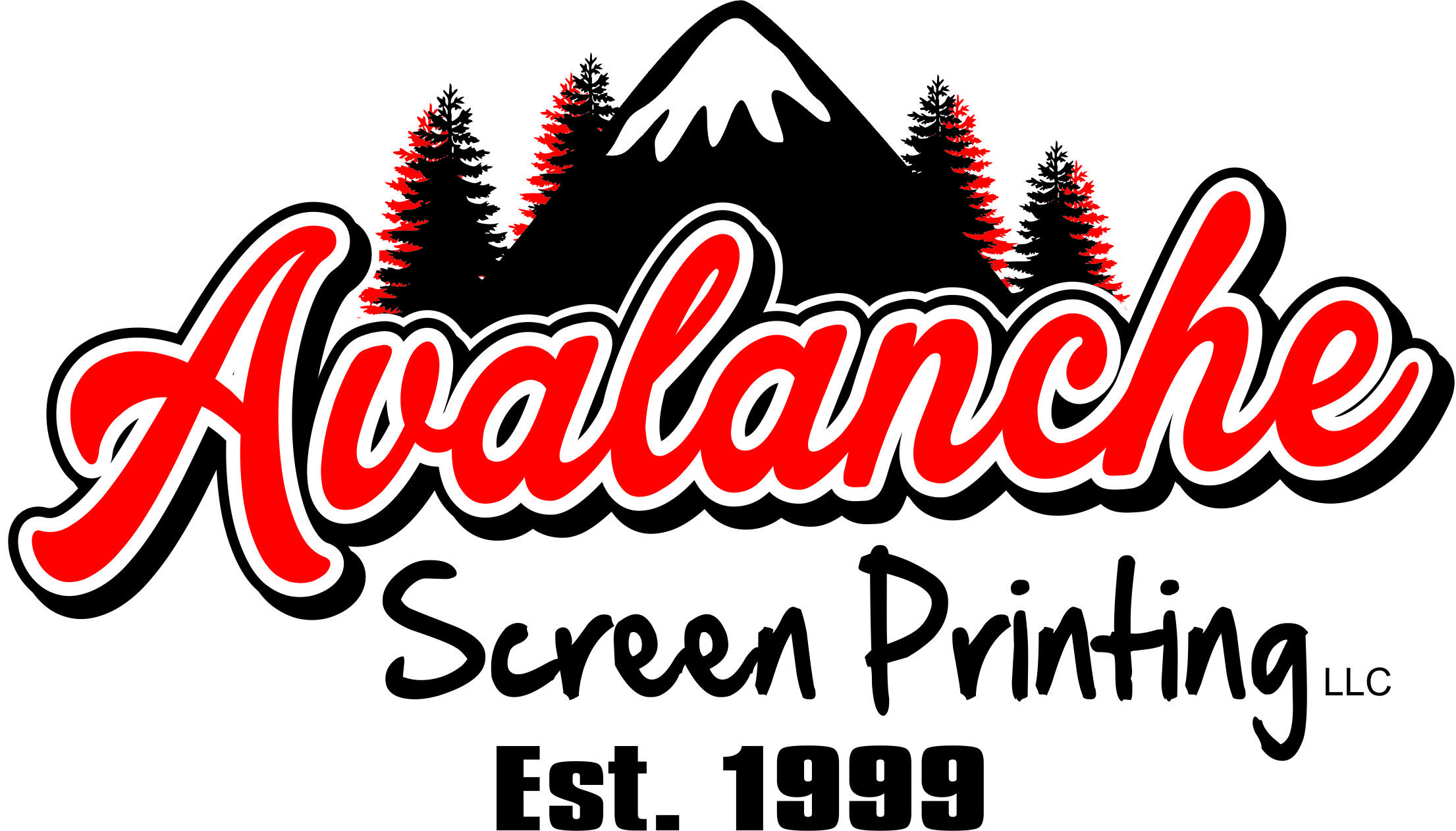 Avalanche Screen Printing