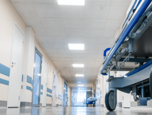 medical cleaning covid cleaning services hospital hallway