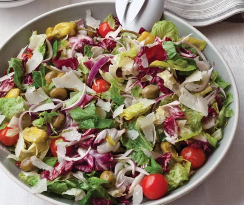 Italian Salad — Recipe of the Week