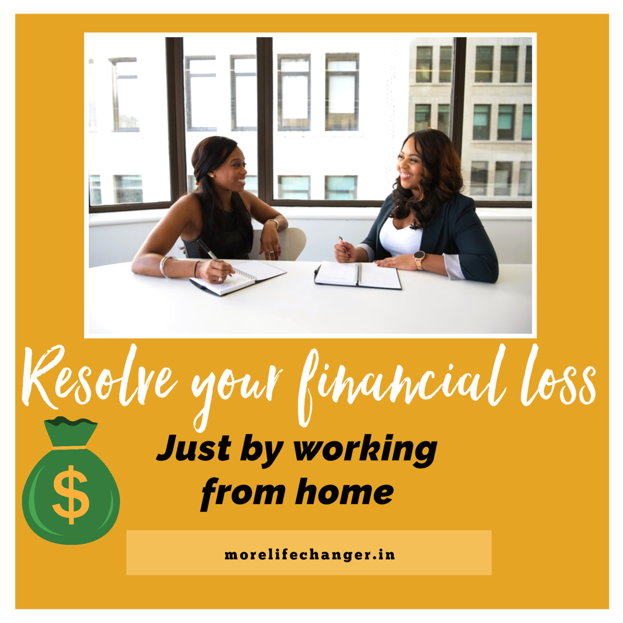 Resolve your financial loss