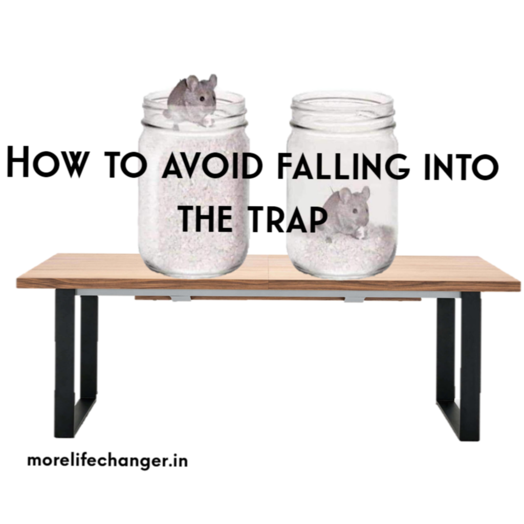 Story how we fall into trap?