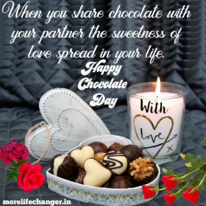 Happy Chocolate Day , Valentine week