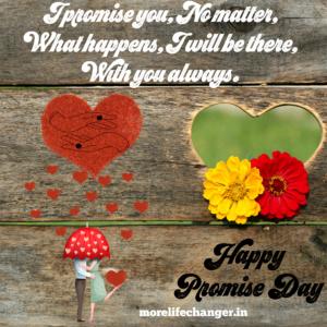 Happy Promise Day , Valentine week
