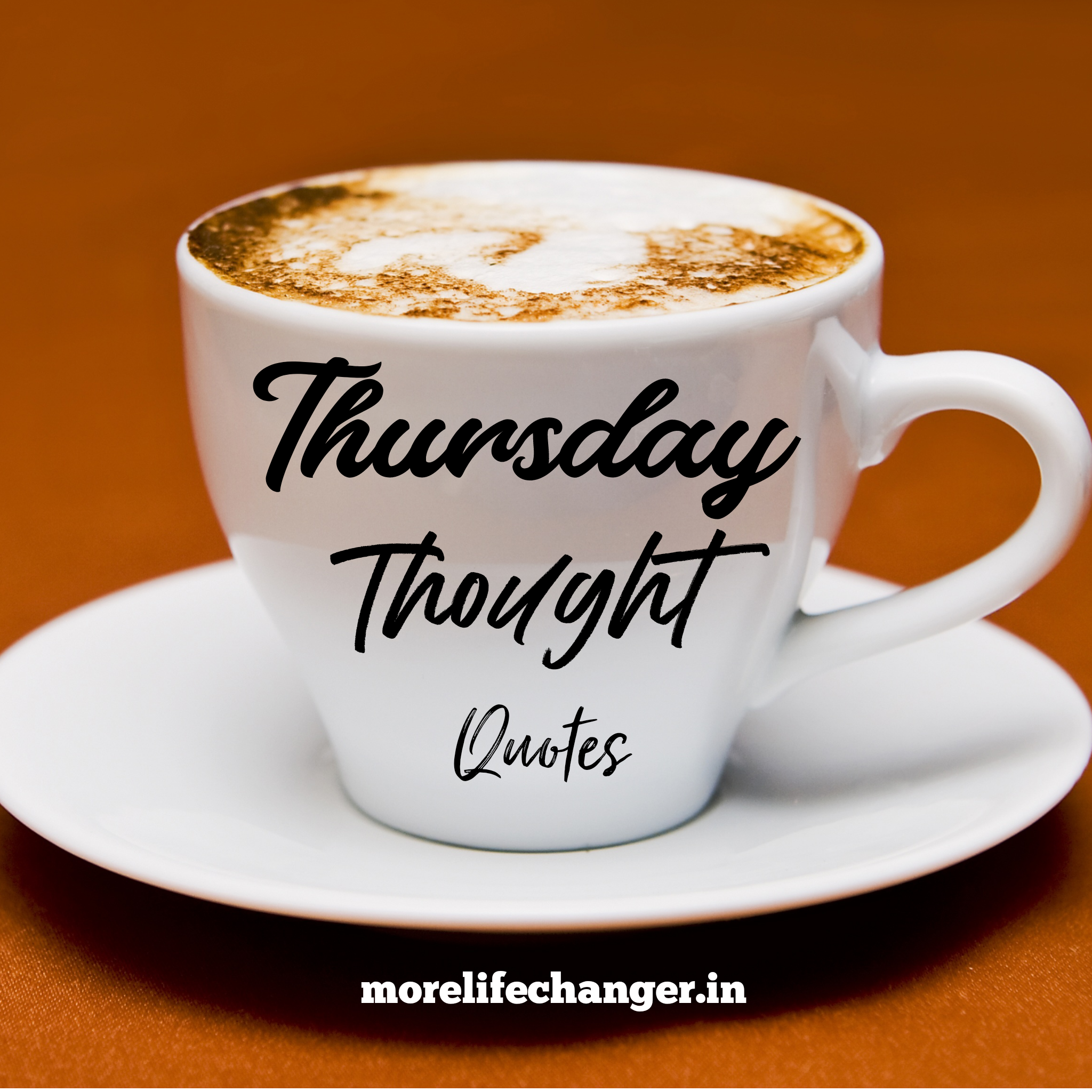 Thursday thought quotes