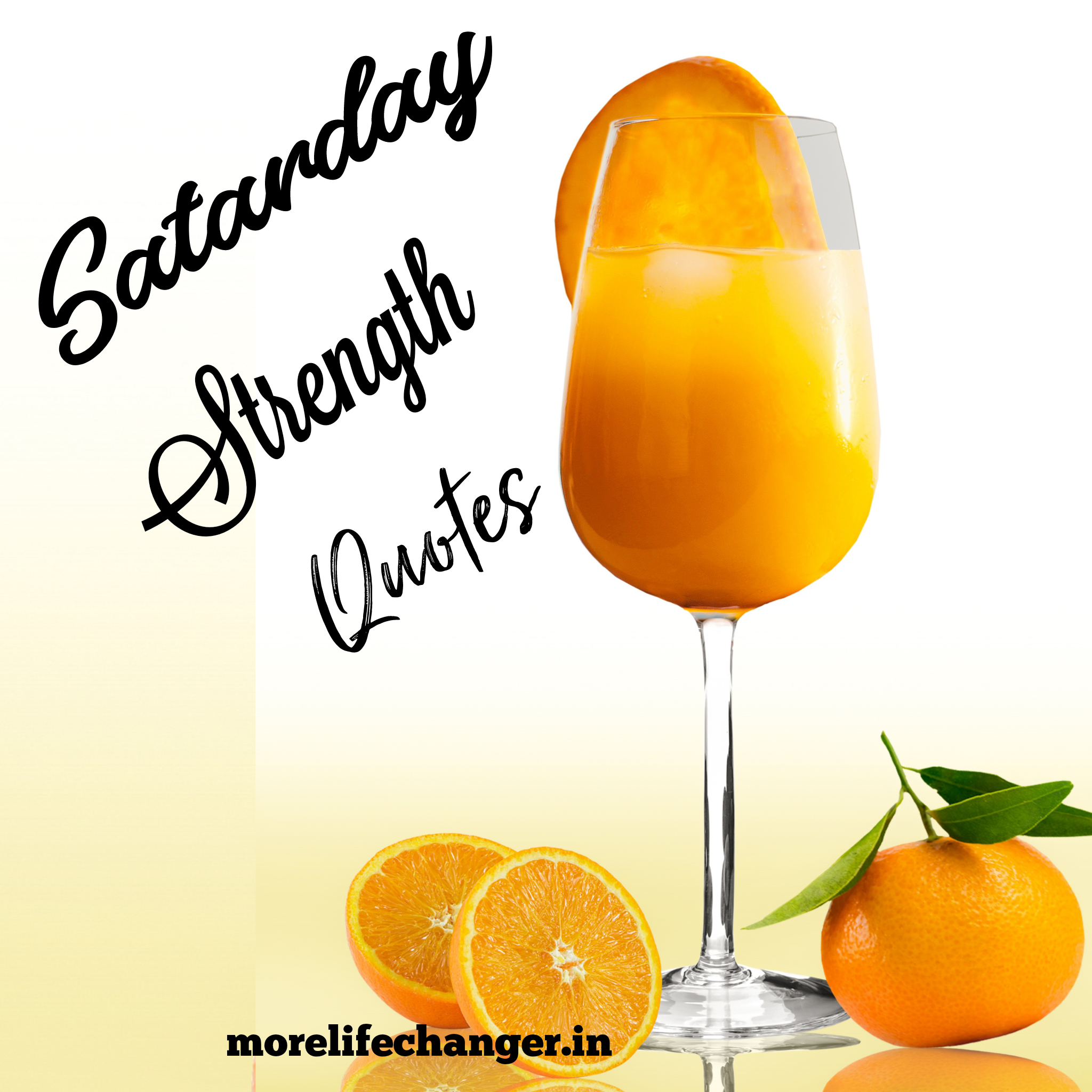 Saturday strength quotes