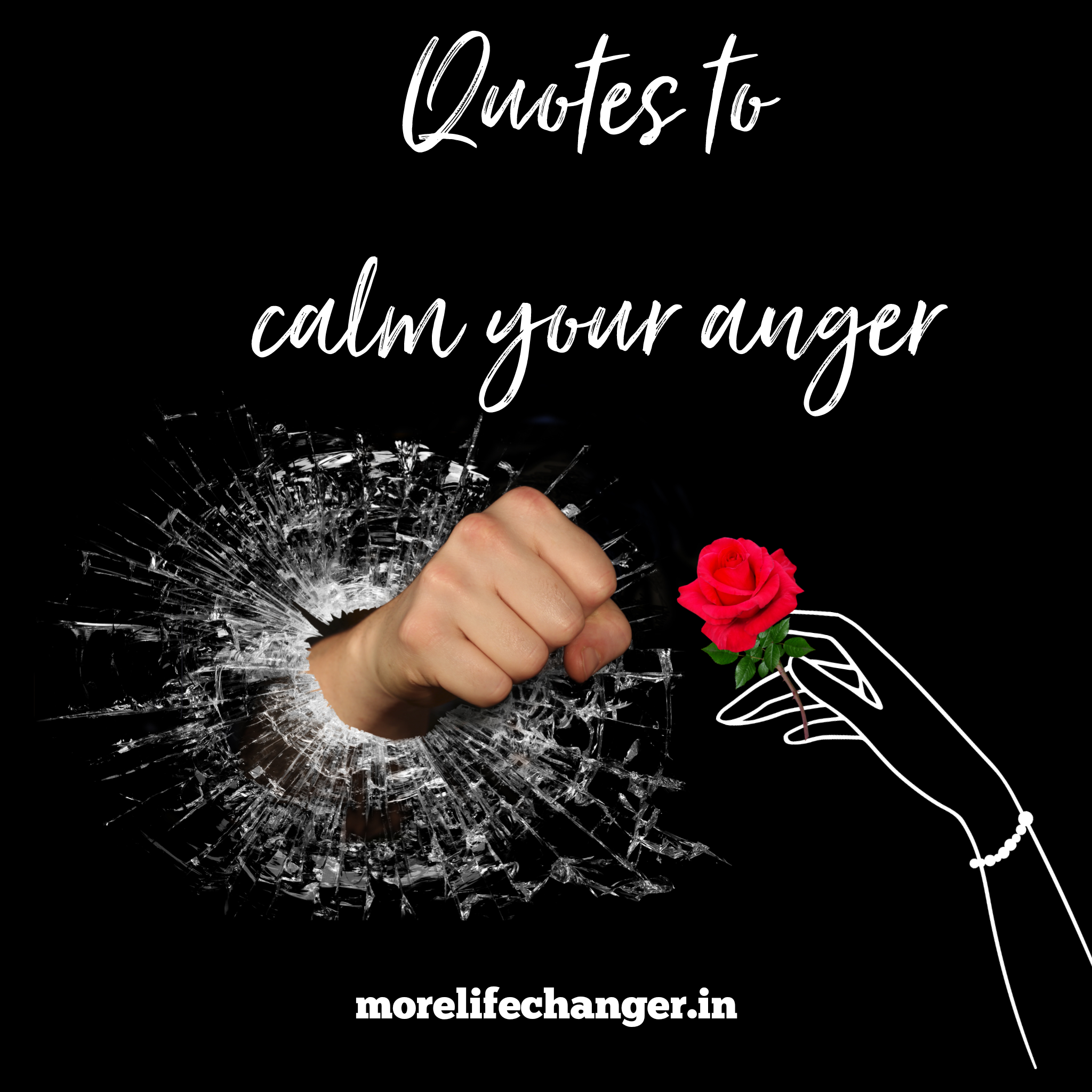 Quotes to calm anger