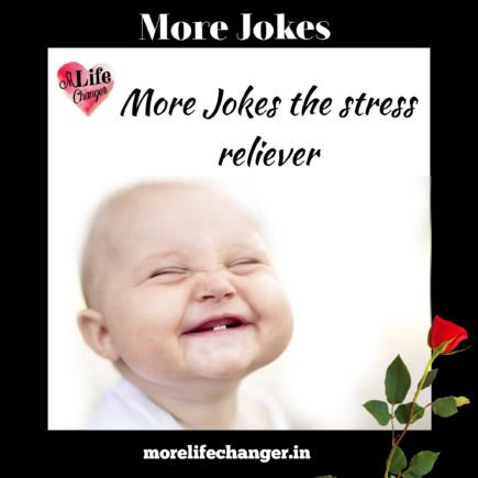 More Jokes the stress reliever