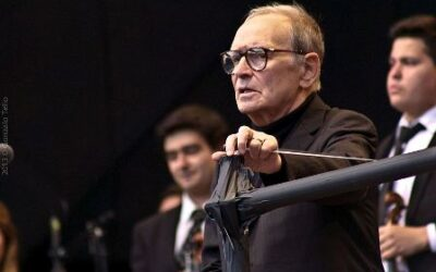 MUSIC: THE MYTHICAL ENNIO MORRICONE AS YOU HAVE NEVER KNOWN HIM