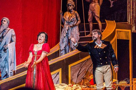 MUSIC: THE GREAT ITALIAN OPERA. A JOURNEY THROUGHOUT THE MOST IMPORTANT COMPOSERS
