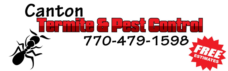 Canton Georgia Termite & Pest Control