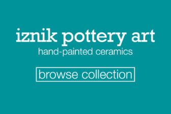iznik pottery art