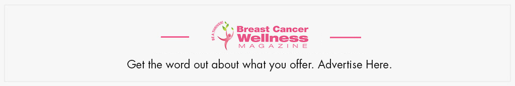 Breast Cancer Wellness Advertise