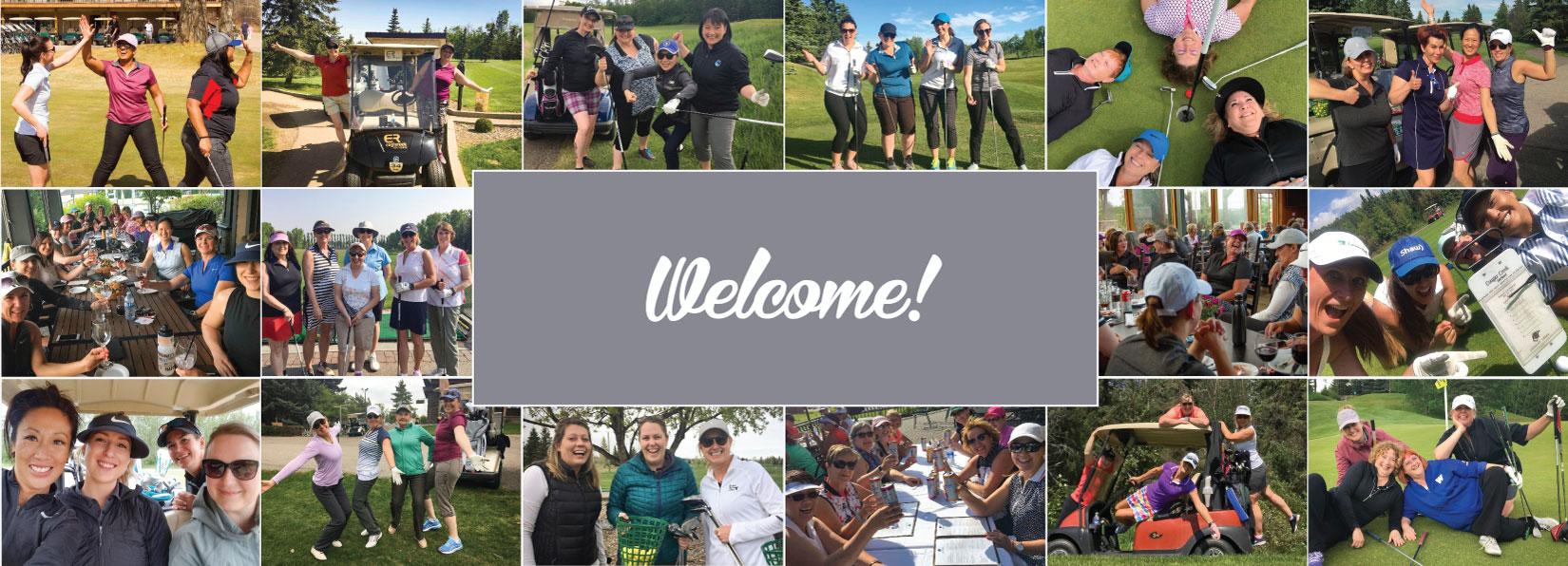Edmonton Women's Golf League