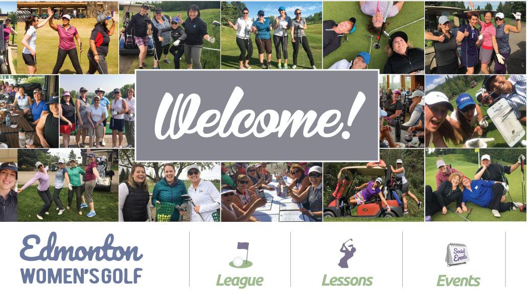 Edmonton Womens Golf League