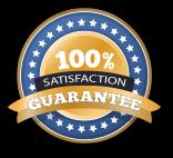 satisfaction guaranteed logo