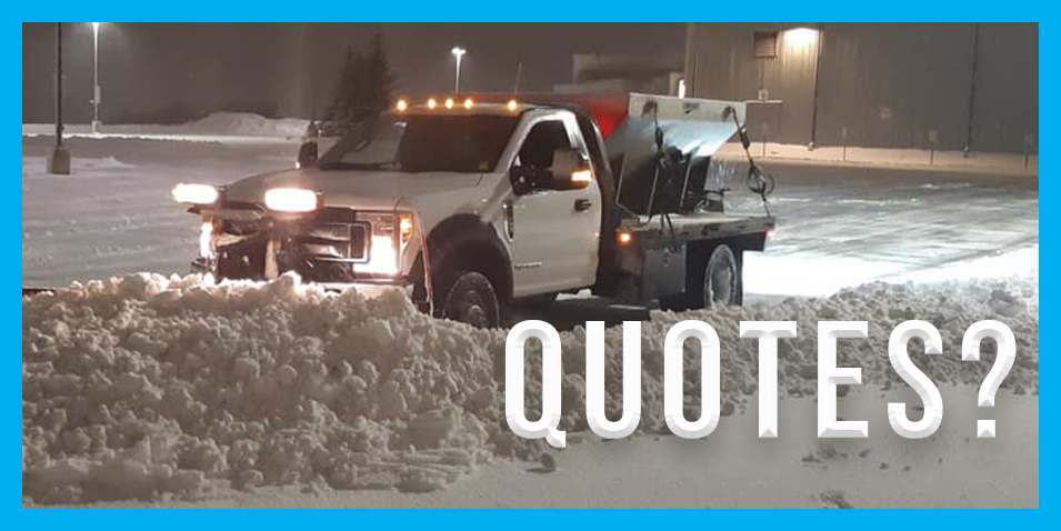 Ford Tractor Snow Removal