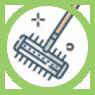 Dethatch Icon