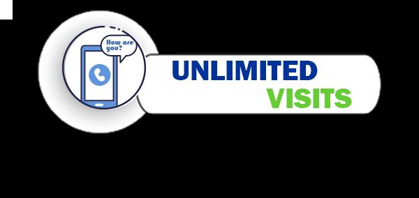 Unlimited Visits