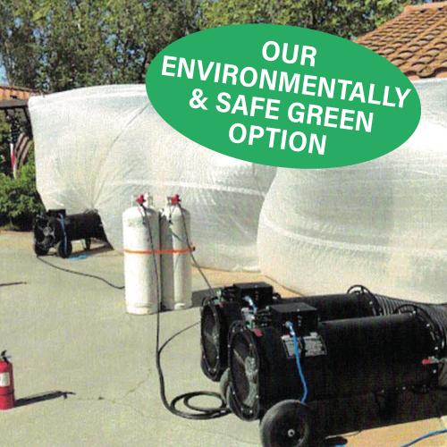 Environmentally Safe Pest Control Option